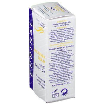 Ecrinal Sérum Réparateur aux 10 Huiles Précieuses 10 ml flacon