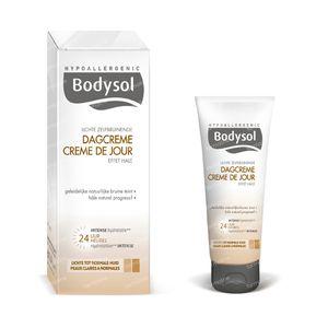 Bodysol Lichte Zelfbruinende Dagcrème voor Normale Huid 50 ml