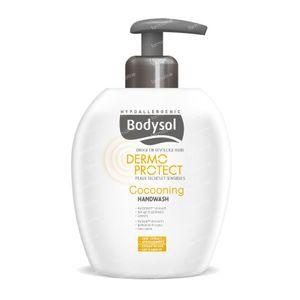 Bodysol Cocooning Handwash voor Droge en Gevoelige Huid 250 ml