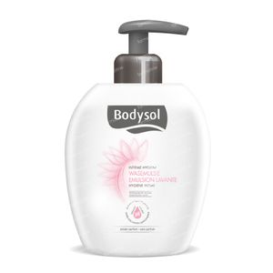 Bodysol Wasemulsie Intieme Hygiëne Met Parfum 250 ml