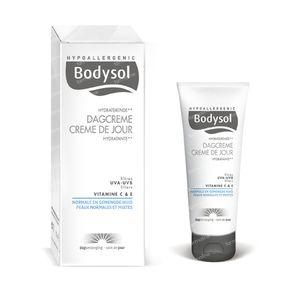 Bodysol Hydraterende Dagcrème Droge En Gevoelige Huid 50 ml