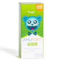 Amufort Kids Zonder Suiker 150 ml siroop