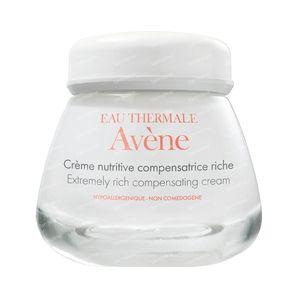 Avène Rijke Voedende Compenserende Crème 50 ml Crème