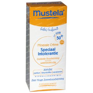 Mustela Zonnecrème hoge bescherming UV50 50ml 50 ml