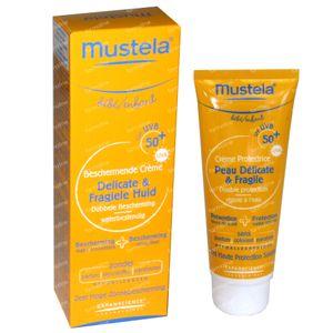 Mustela Zonnecreme Voor Delicate en Fragiele Huid SPF50 75 ml