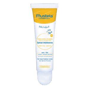 Mustela Zonnecreme Voor Gevoelige Zones SPF50 15 ml