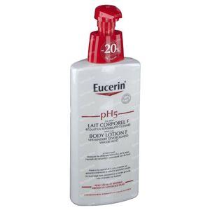 Eucerin pH5 Lait Corporel F Prix Réduit 400 ml