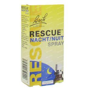 Bach Bloesem Rescue Spray Night 20 ml