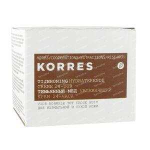 Korres Hydra. Thyme Honey Normaal & Droge Huid 40 ml crème