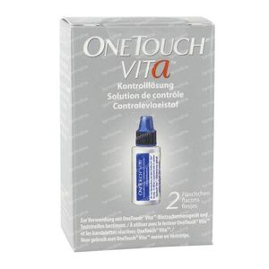 One Touch Control Vita Oplossing 7,50 ml