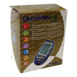 Glucomen LX Set Bloedglucosemeter 1 stuk