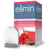 Elimin Draine Thé Fruits Rouges 20 g sachets