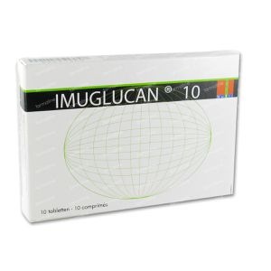Imuglucan 250mg 10 St tabletten