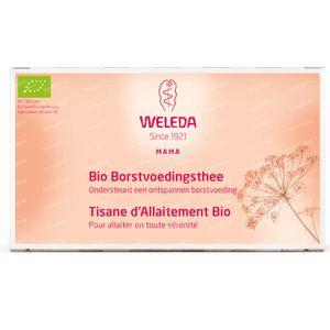 Weleda Borstvoedingsmix Bio 40 g zakjes