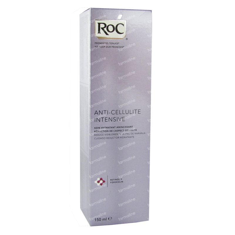 Roc Retinol Anti-Cellulite Intensive 150 ml - Vente en ligne!