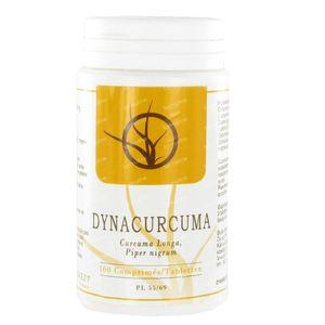 Dynarop Dynacurcuma 100 St tabletten