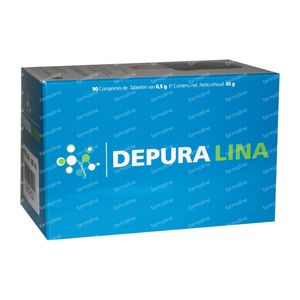 Depuralina 90 tabletten