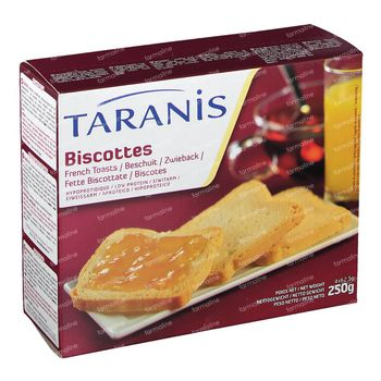 Taranis Biscottes 250 g