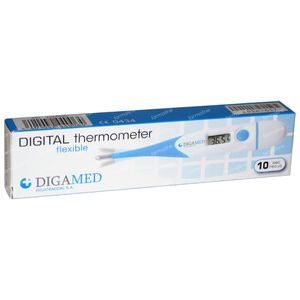 Digamed Thermometer Digital 1 St