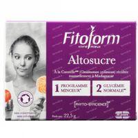 Fitoform Altosucre Phloridzine 60  kapseln