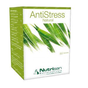 Nutrisan Antistress Natural 60 stuks Capsules