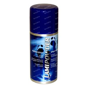Lamipowder Pieds Spray Peau 90 ml poudre