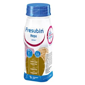 Fresubin Hepa Drink Cappuccino Easy Bottle 800 ml