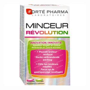 Forté Pharma Turboslim Révolution 28 St Compresse
