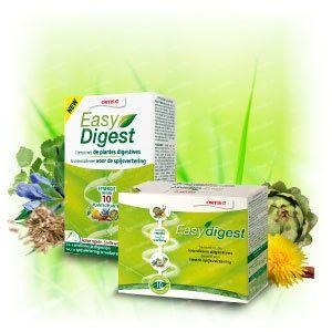 Ortis Easy Digest Fioles 15 ml