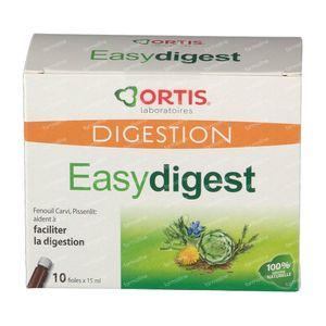 Ortis Easy Digest Fioles 150 ml