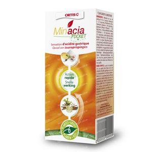 Ortis Minacia 10 St Comprimidos revestidos