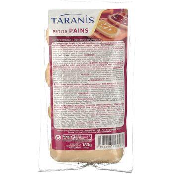 Taranis Petits Pains Plateau 180 g