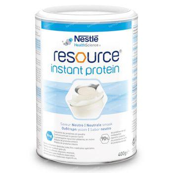 Resource Protéines Poudre Instantanée 400g 400 g poudre