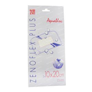 Zenoflex Plus 10cm x 20cm Plaster Sterile 5 bandages