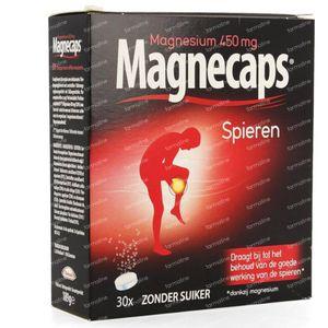 Magnecaps Muskelkrämpfe 30 comprimés effervescents