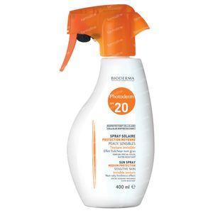 Bioderma Photoderm SPF 20 Spray 400 ml spray