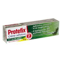 Protefix Crème Adhesive Aloë Vera 40 ml