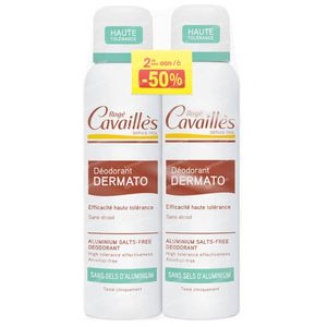 Rogé Cavaillès Déodorant Dermato DUO 2x150 ml spray