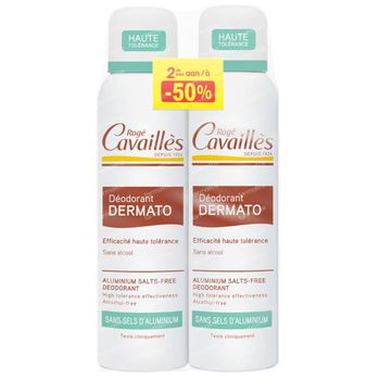 Rogé Cavaillès Déodorant Dermato DUO 2x150 ml spray