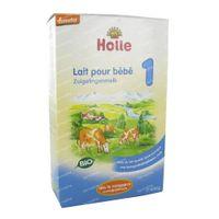 Holle Zuigelingenmelk 1 Bio Poeder 400 g