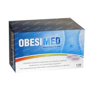 Obesimed Tri-Pack 135 capsules