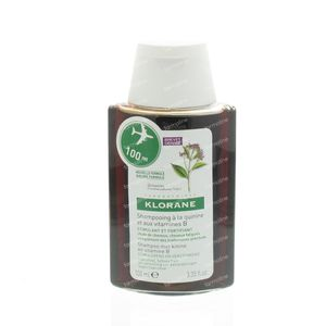 Klorane Fortifying Shampoo With Quinine And Vitamins B 100 ml