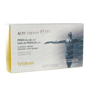 Fytoleum Actif Energy Q10 60  capsule