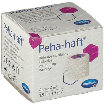 Hartmann Peha-Haft Latexfree 4cm x 4m 932441 1 pièce