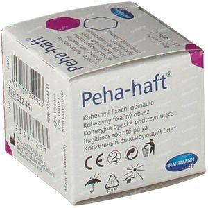 Hartmann Peha-Haft Latexfree 4cm x 4m 932441 1 stuk
