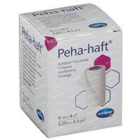 Hartmann Peha-Haft Latexfree 6cm x 4m 932442 1 st