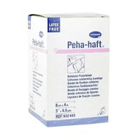 Hartmann Peha-Haft Latexfree 8cm x 4m 932443 1 st