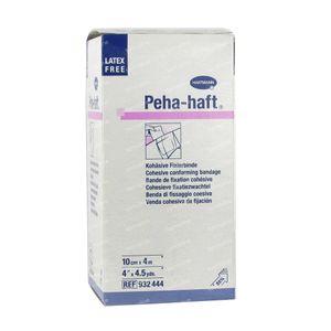 Hartmann Peha-Haft Latexfree 10cm x 4m 932444 1 pieza