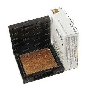 Korres Sunflower & Evening Primrose Eyeshadow 27S Gold-Brown 1,80 g