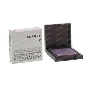 Korres Sunflower & Evening Primrose Eyeshadow 75S Purple 1,80 g